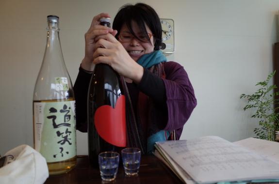 出張日本酒バーinとりいくぐる「One Night Carnival vol.6」